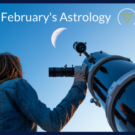 February Planetary Events