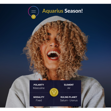 It's time for the Aquarius traits (all their secrets, revealed!)
