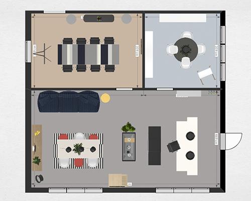 Roomle Teste 3d Demo Raumplane Von Wohnungen Hausern