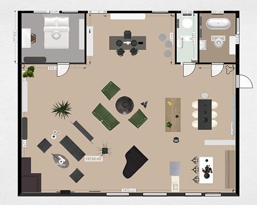 Demo Plans Roomle