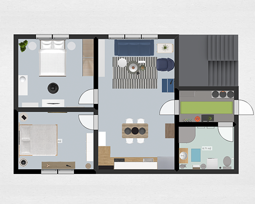 Demo plans | Roomle