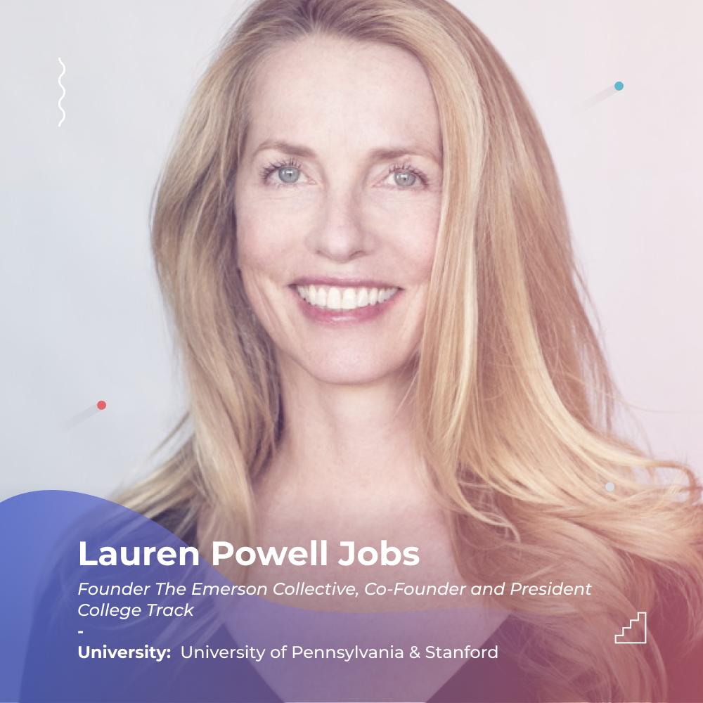 Lauren Powell Jobs