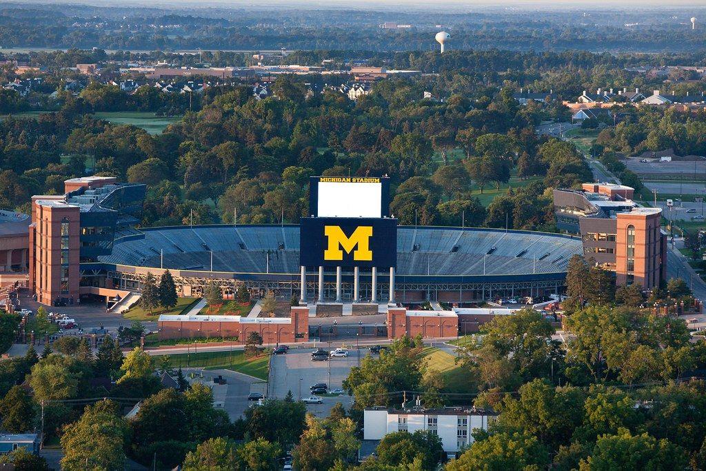 University Of Michigan 3
