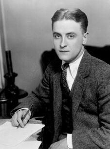Scott Fitzgerald - Ivy League Celebrity (Princeton)