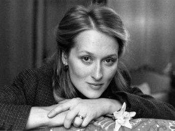 Meryl Streep Ivy League Celebrity (Yale)