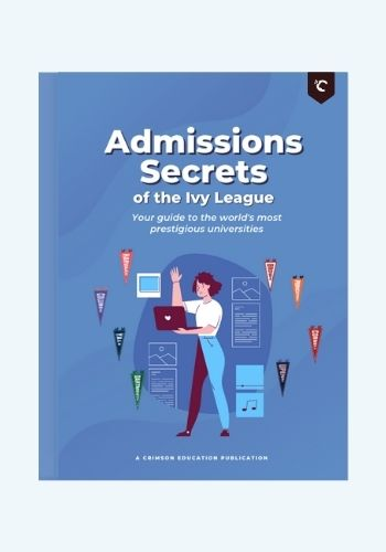 Admissions Secrets of the Ivy League eBook