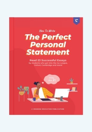 The Perfect Personal Statement eBook