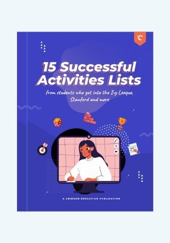 15 Successful Activities Lists ebook