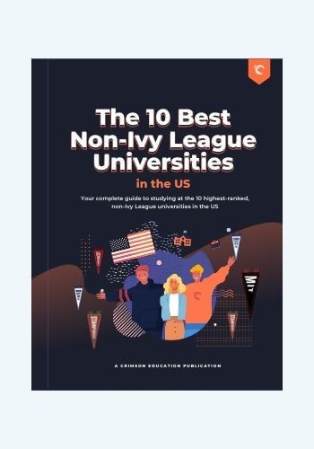 Top 10 non-Ivy League Universities in the US ebook