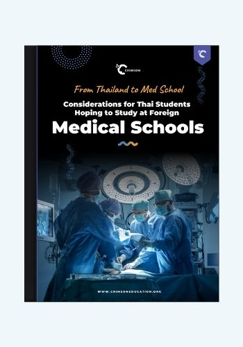 Foreign Medical Schools for Thai Students
