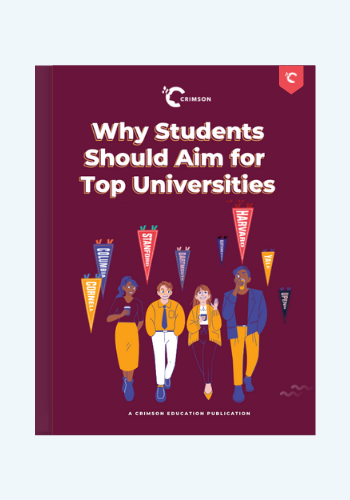 Why students should aim for top universities
