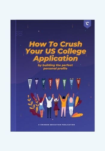 How to Crush US College Application ebook