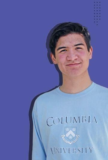 Cenon's Journey to Columbia