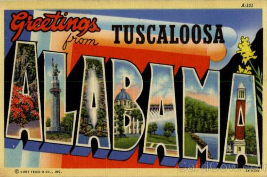Best College Town Alabama