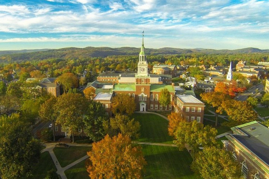 Best College Town Hanover Hampshire
