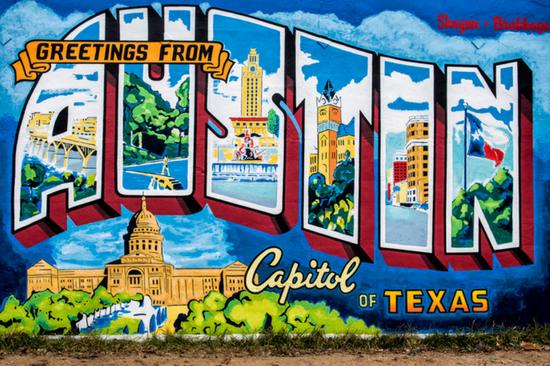 Best College Town Austin