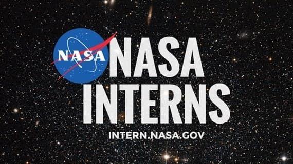 NASA internships for high school students