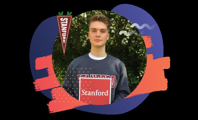 Stanford University student Josh