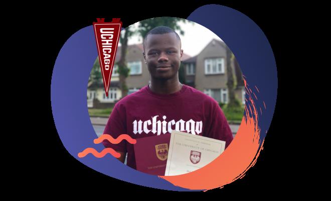 University of Chicago student Don