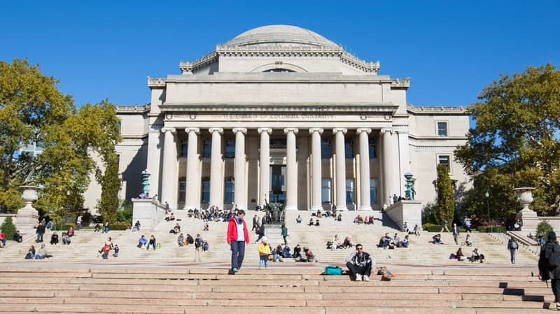 Columbia Law School is the 7th best law school in the world