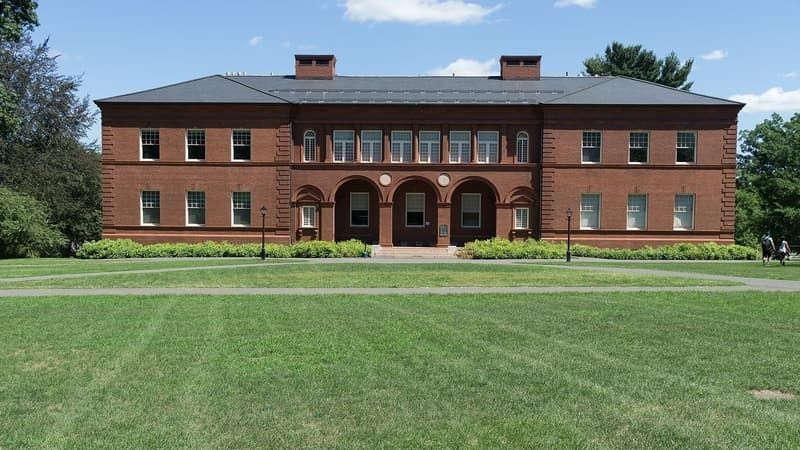 Amherst college best liberal arts college in US 2021