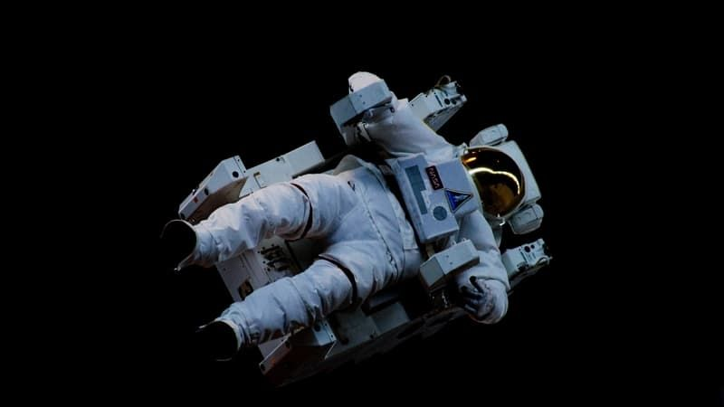 astronaut is one of the coolest jobs in the world