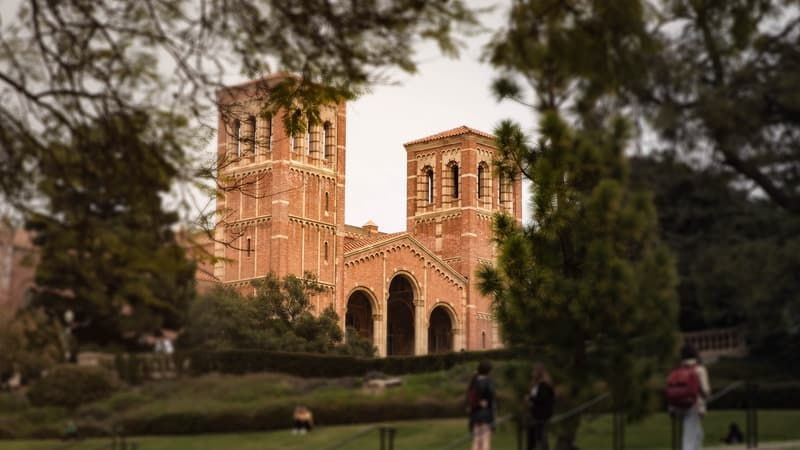 Set in urban Los Angeles' Westwood neighborhood, UCLA sits on 419 acres of land five miles from the Pacific Ocean. UCLA includes the College of Letters and Sciences and many prestigious graduate schools