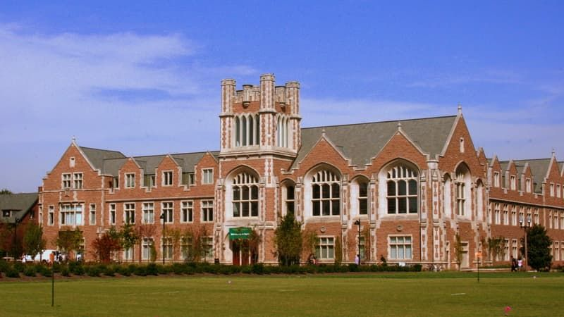 Washington University at St Louis is the 10th best non Ivy league school