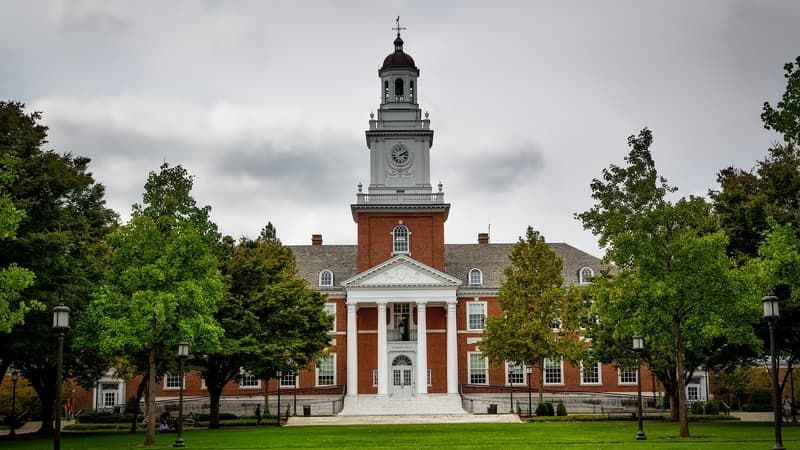 Johns Hopkins is the 5th best non Ivy League School