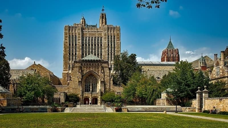 Yale is one of the best schools for economics in 2021