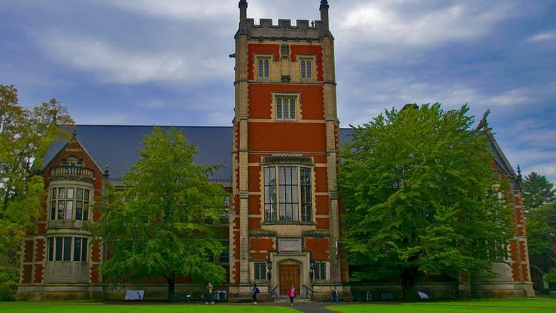 Bowdoin College best liberal arts college us 2021