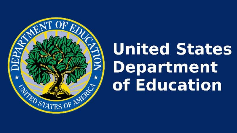 US department of education internships for high school students