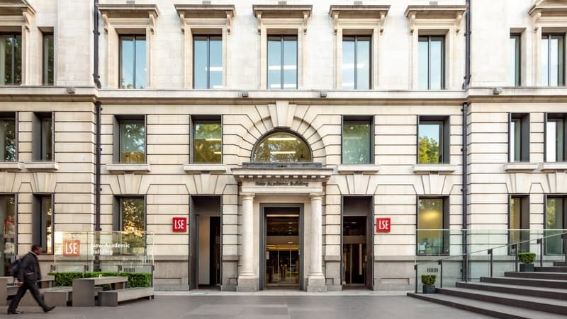 LSE is one of the best schools in the world for economics in 2021
