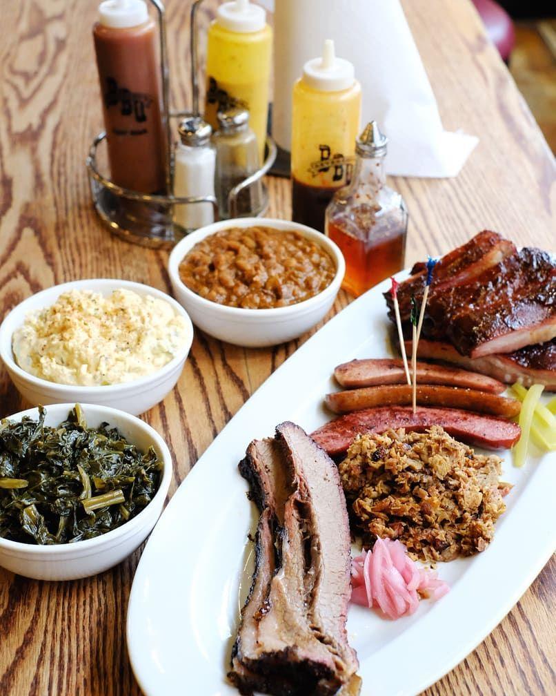 Reverend's BBQ Meat Platter