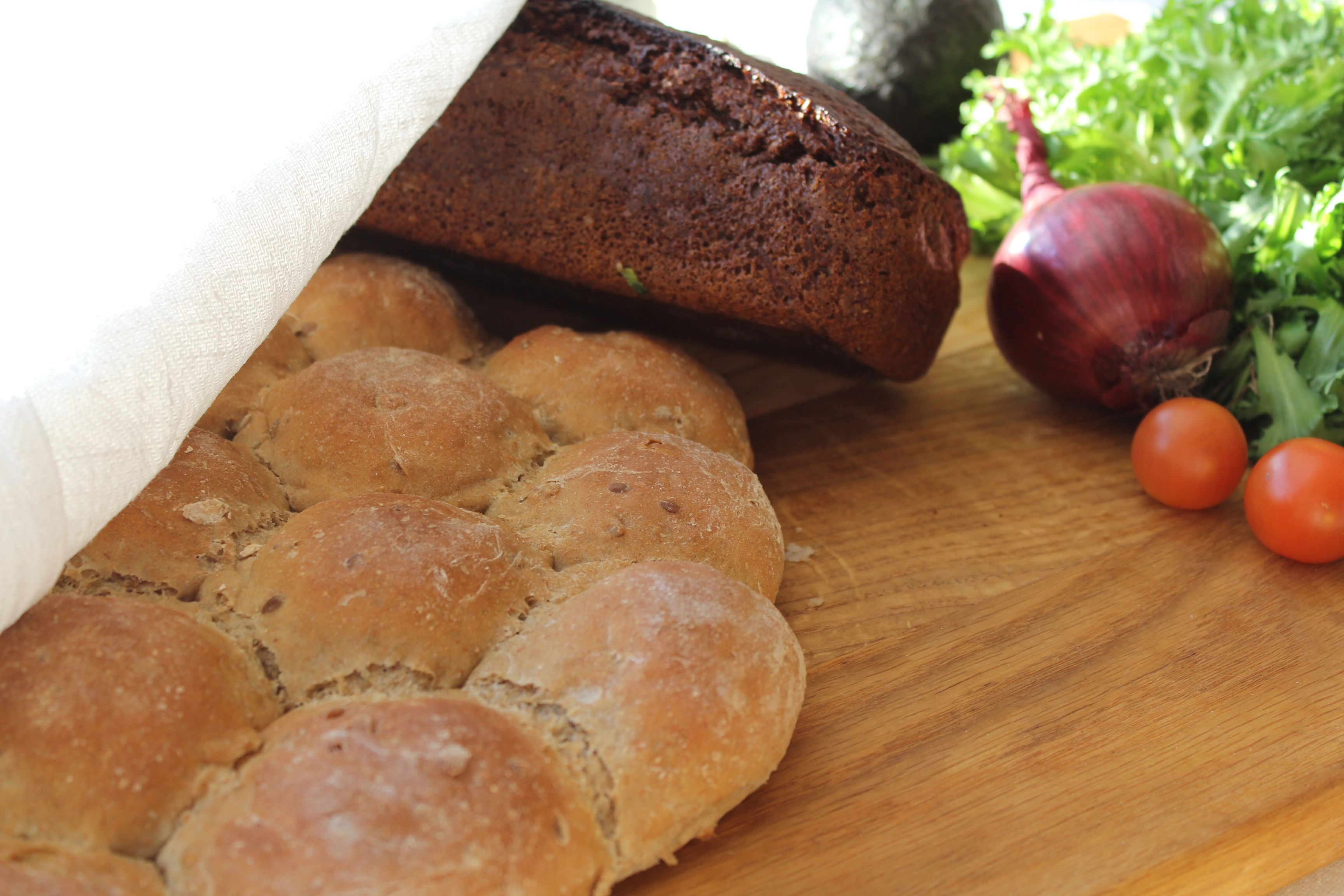 Bröd Liljeholmen Matsal
