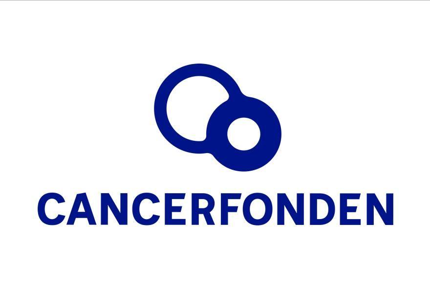 Cancerfonden logga