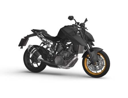 3D Product Configurator Motorcycle