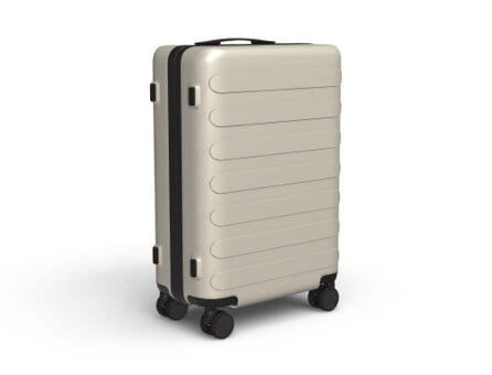 3D Material Configurator Luggage