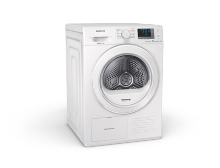 3D & AR washing machine