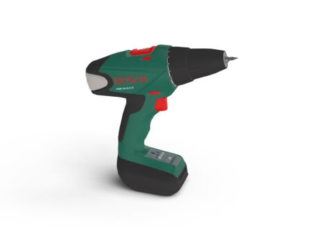 3D & AR Viewer Screwdriver