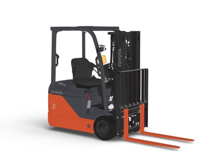 3D & AR Viewer Forklift
