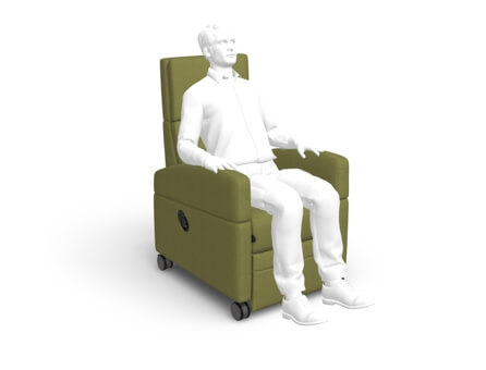 3D Lounge Chair Configurator