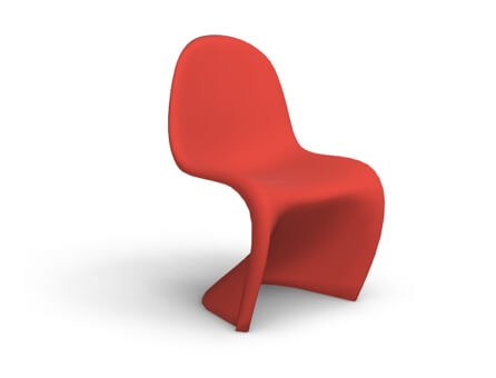 3D Material Configurator Chair