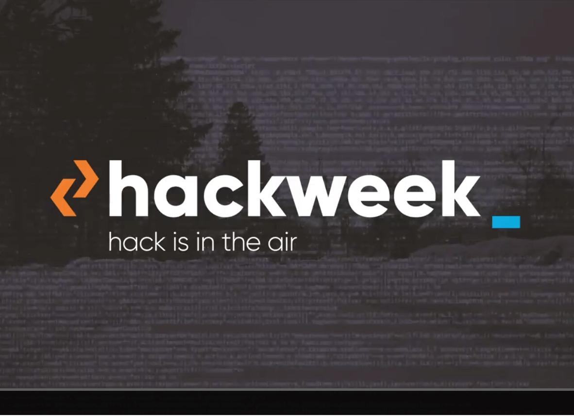 HackWeek 2019: The stage is yours – Hackathon Highlights im Recap Video