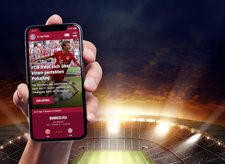 FC Bayern München ist Deutscher Meister - und punktet nicht nur auf dem Feld