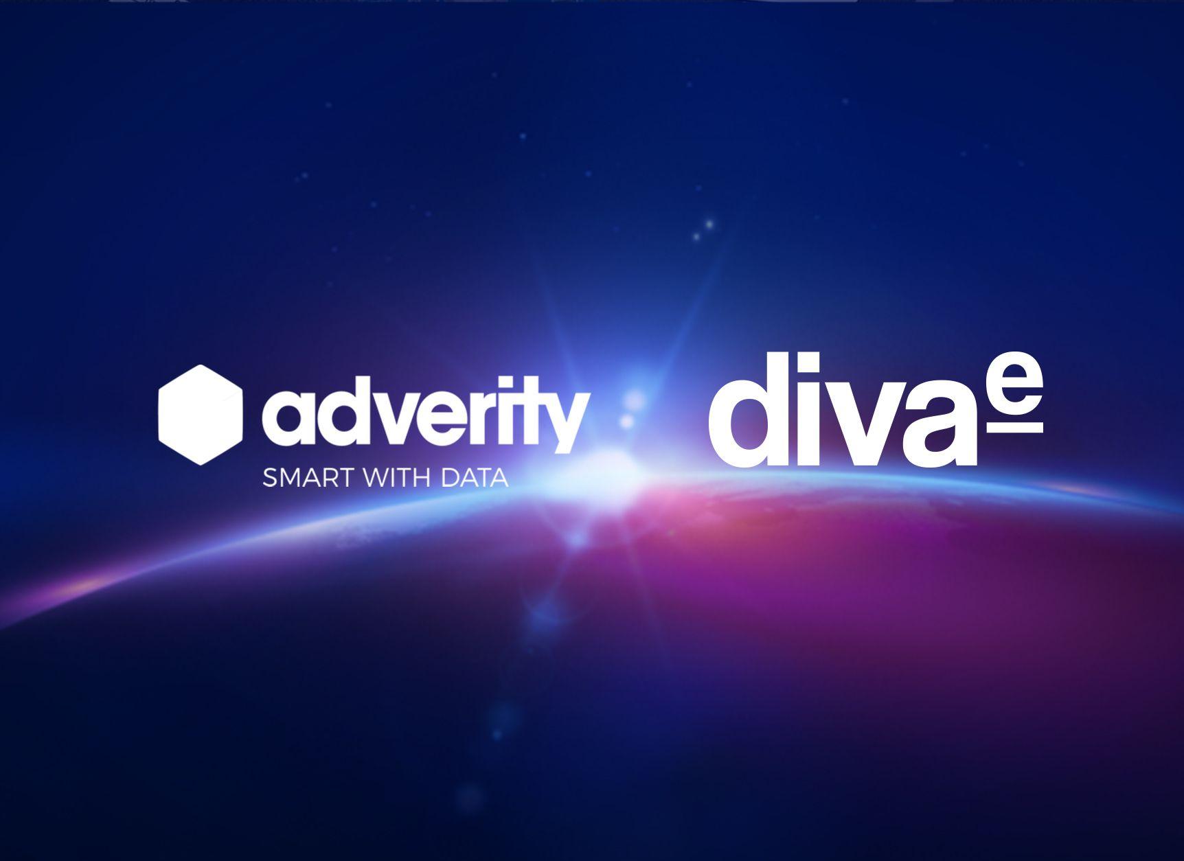diva-e und Datenspezialist Adverity gehen Partnerschaft ein