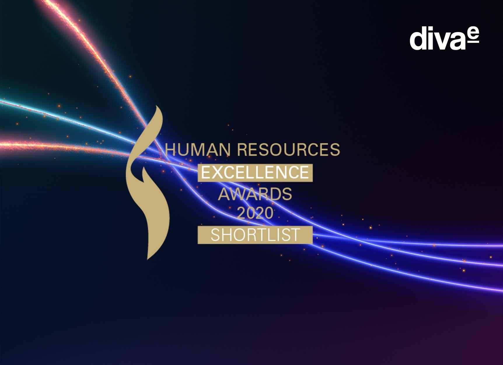 Shortlist-Platzierung beim HR Excellence Award