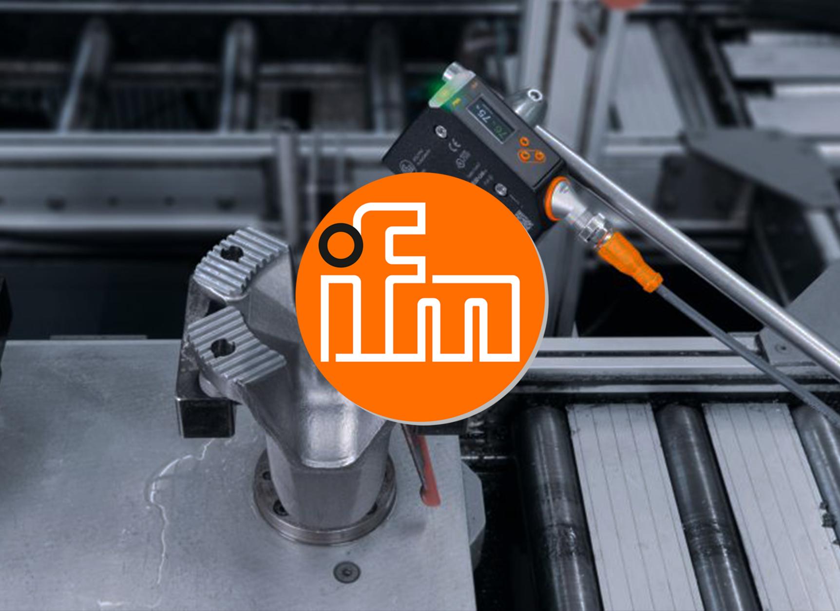 Globaler Sensorhersteller ifm: diva-e entwickelt Download-Center für einfache Software-Verwaltung