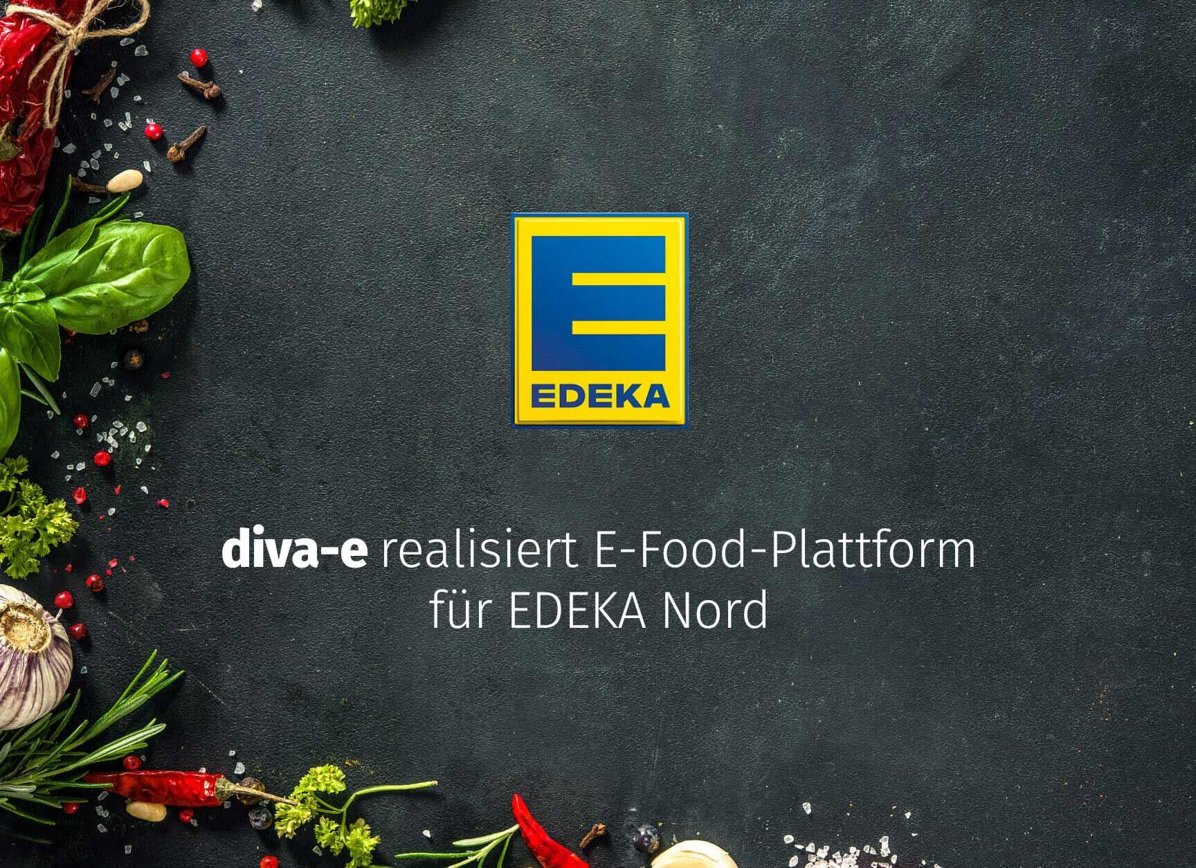 E-Food-Plattform für EDEKA Nord