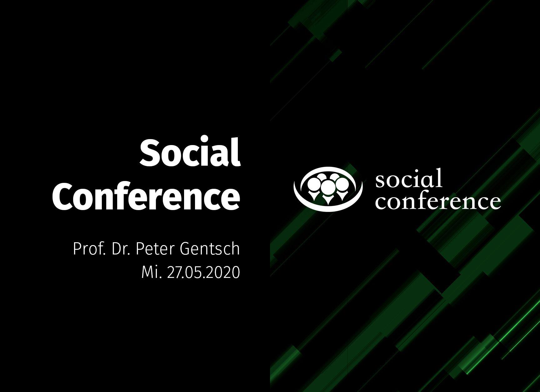 Social Conference 2020: diva-e war dabei